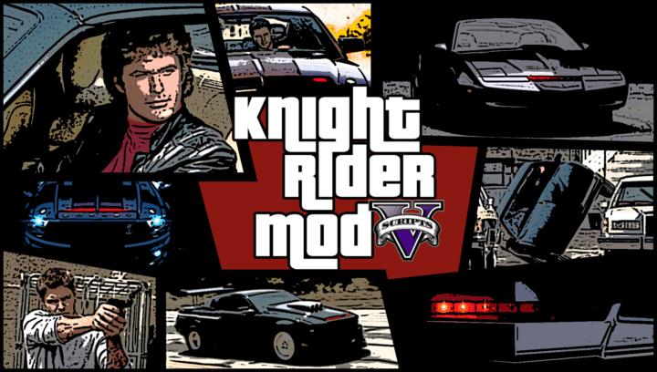 GTA V knight rider