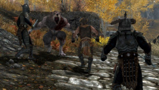 skyrim mods - Immersive Patrols