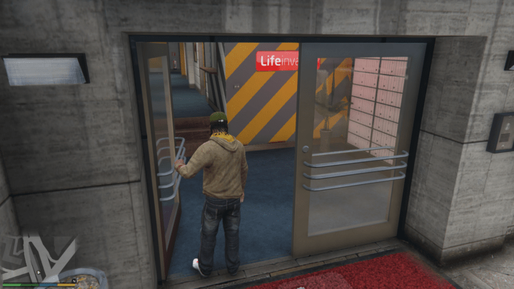 GTA V open all interiors