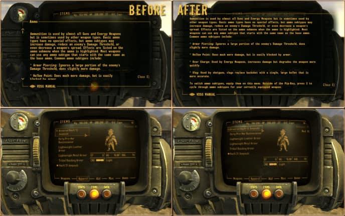 Fallout new vegas MTUI