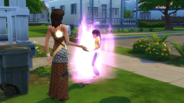 Become a Sorcerer - best sims 4 mods