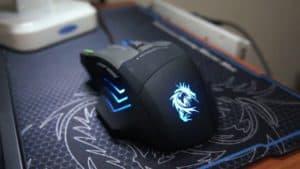 DRAGONWAR ELE-G9 - Thor Blue-sensor Gaming Mouse