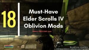 Elder Scrolls Oblivion IV Oblivion Mods