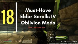 18 Best Oblivion Mods For PC (2018)