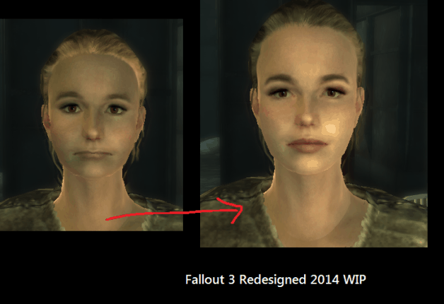 Fallout 3 Redesigned – Formerly Project Beauty HD
