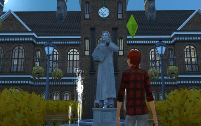 Get To College - best sims 4 mods