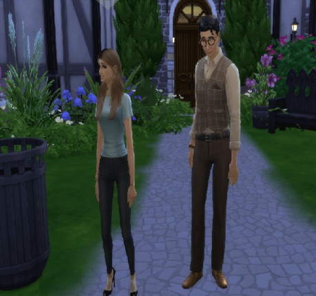 Height Slider - best sims 4 mods