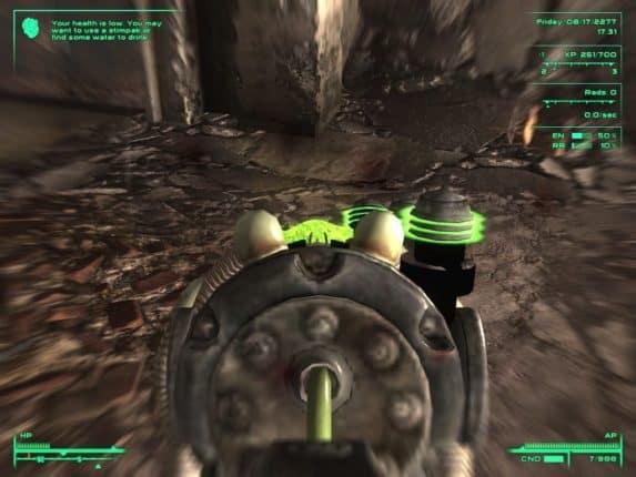 Iron Sights Mod Fallout 3