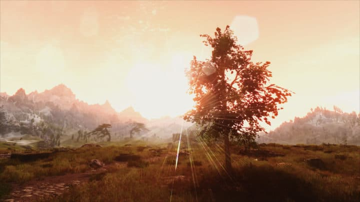 K ENB Pure Light
