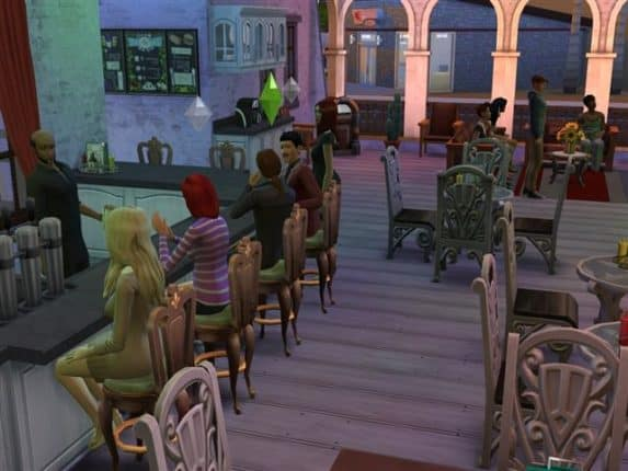 Less Musical Chairs - best sims 4 mods