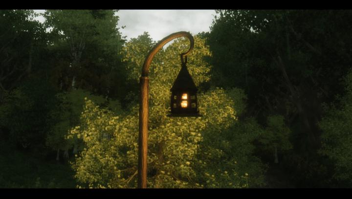 Lights of Oblivion – Road Lanterns