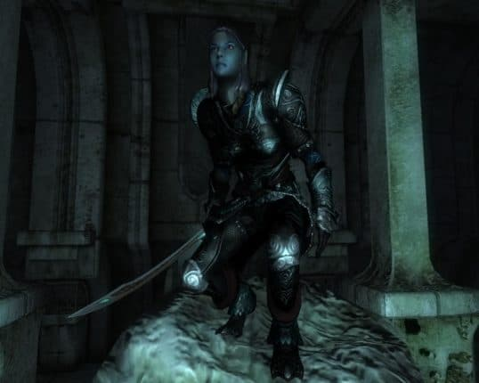Oscuro's Oblivion Overhaul