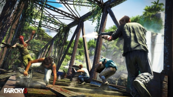 The graphical marvel of 2012 – Far Cry 3