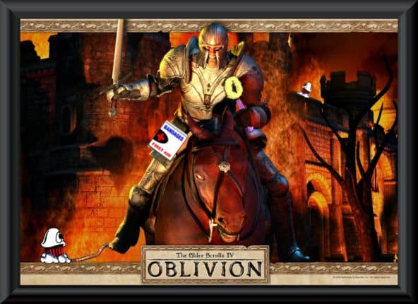 Unofficial Oblivion Patch