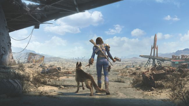 Fallout 4 stronger dogmeat