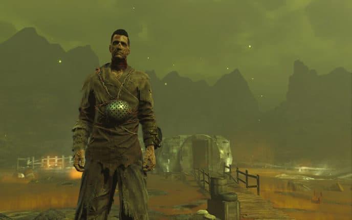 Fallout 4 alternative start mod