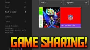 How To Gameshare On Xbox One with Anyone [2018]