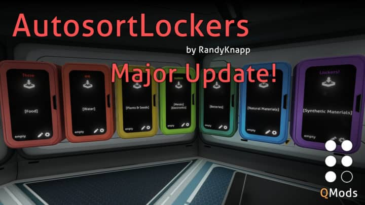 AutoSort Lockers
