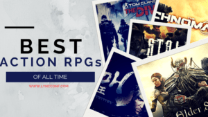 16 Best Action-RPGs Games of All Time (2018)
