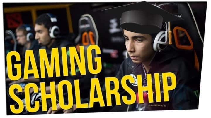 Gaming Scholarship