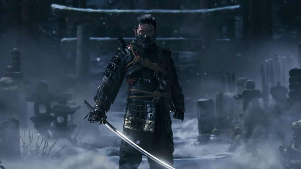 Ghosts of Tsushima release date