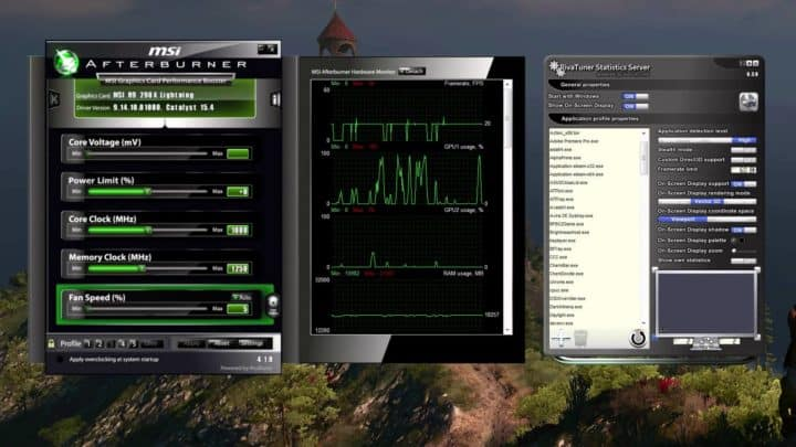 Guru3D RTSS RivaTuner Statistics Server
