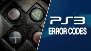 Fix: PS3 Error Code 80710723