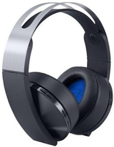 PlayStation Platinum Wireless Headset