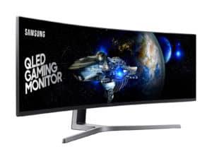 Samsung 49 CHG90 QLED Gaming Monitor