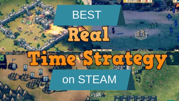 Best RTS Games of All Time on Steam [2019] - LyncConf