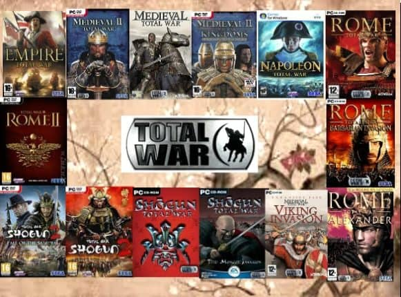 Best Total War Games of All Time Ranked From Worst to Best - LyncConf