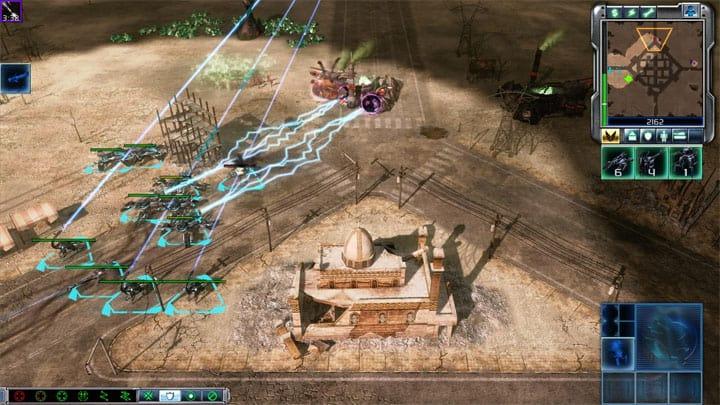 Command & Conquer 3: Tiberium War