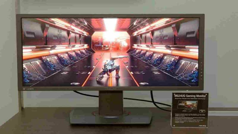 ASUS MG28UQ 4K/UHD 28-Inch FreeSync Gaming Monitor