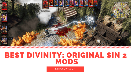 12+ Best Divinity: Original Sin 2 Mods (August 2019) - LyncConf