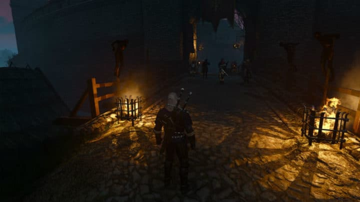 More Shadows - best witcher 3 mods