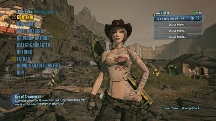 Borderlands 2 mods