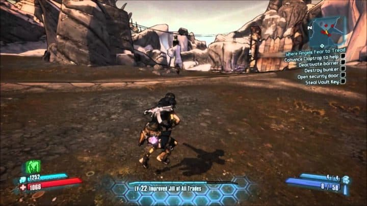 Third Person Mod - borderlands 2 mods