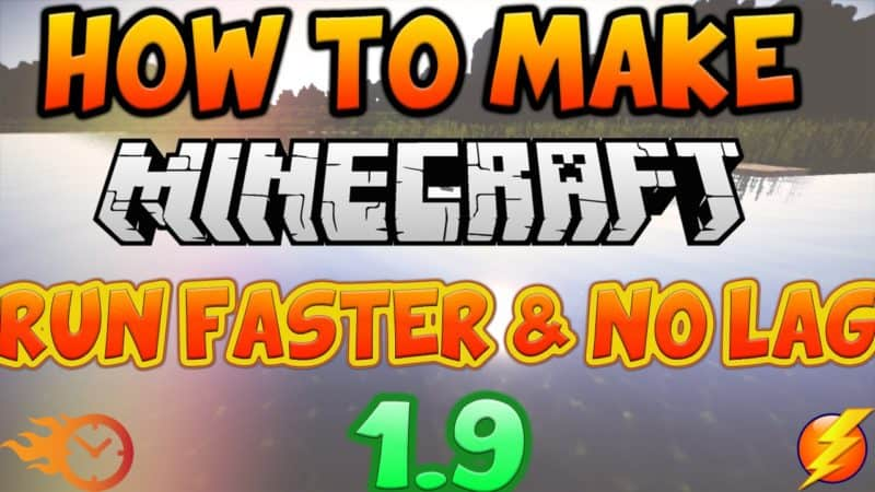 How To Make Minecraft Run Faster 100% & Reduce Lag - LyncConf