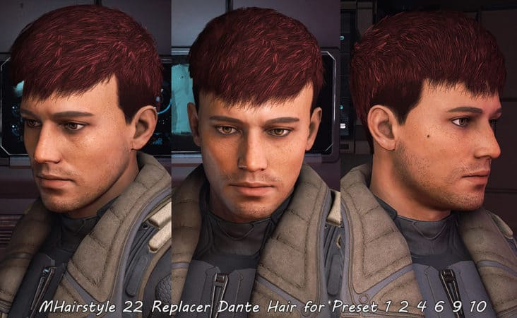 Cora Liam Asari Armor Casual and Hair Replacer