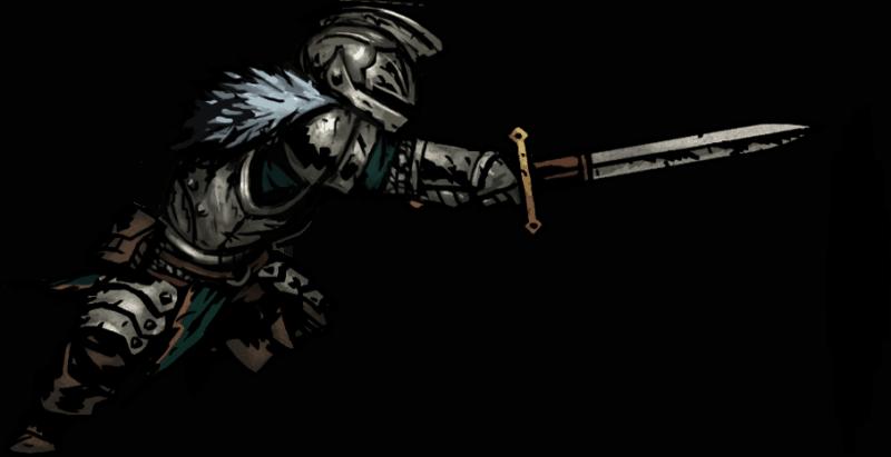 Dark Souls II Crusader Skin