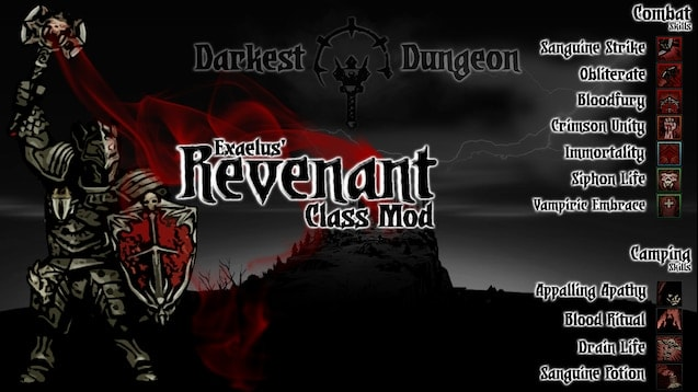 Exaelus' Revenant Class Mod
