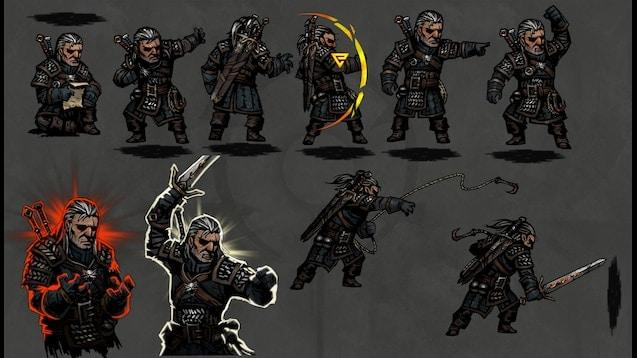 Geralt, Bounty Hunter Skin
