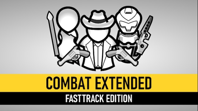 Combat Extended Mod: Fastrack Edition