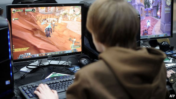 Online Gaming and The Privacy