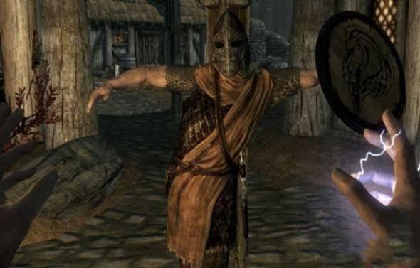 Fores New Idles - elder scrolls skyrim mod