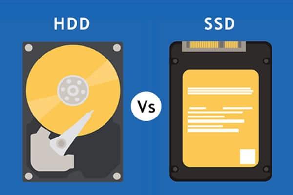HDD v SDD