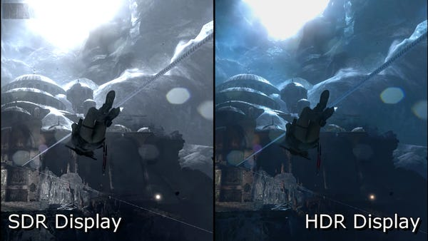 HDR on xbox