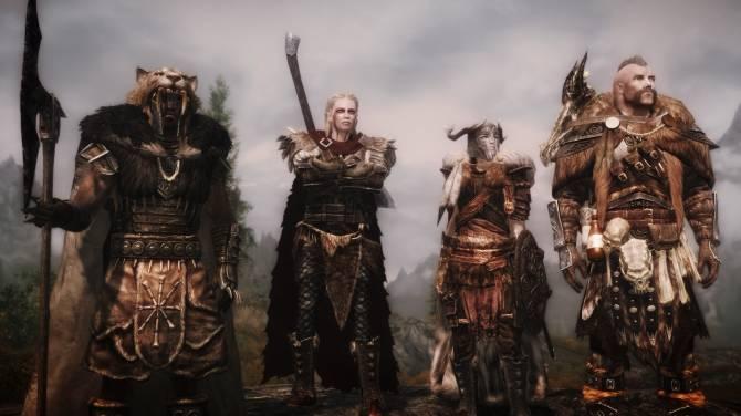 Immersive Armors - elder scrolls skyrim