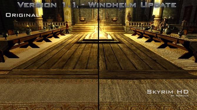 Skyrim HD – 2k Textures - elder scrolls skyrim mod