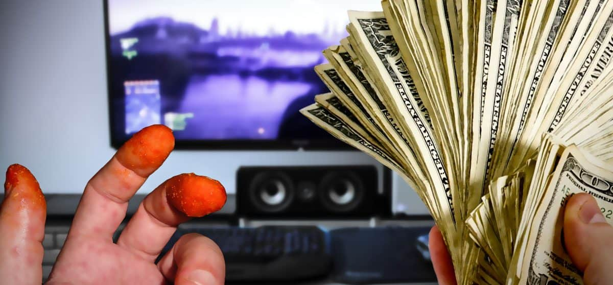 Earn Money While Playing Video Games